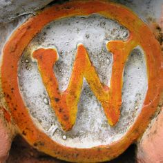 the letter W by Leo Reynolds from flickr