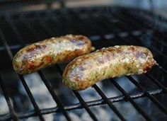Green Curry Sausage...this is a must try recipe for a sausage lover!