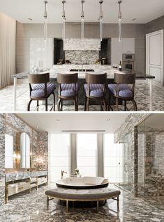 The Ritz-Carlton Residences_Bangkok_The Contemporary Classic_Luxurious Concept by David Collins Studio