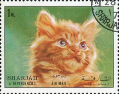 Sharjah 1972 Cat Stamps