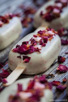 Cake Pops, Magnum Paleta, Delicious Desserts, Yummy Food, Rainbow Food, Dessert Bars, Snacks, Cookie Recipes, Cupcake Cakes
