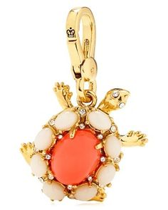 Turtle Charm Juicy Couture.. Perfect for Delta Zeta!!!