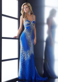 Shop for Jasz Couture prom dresses at PromGirl. Jasz Couture prom and pageant gowns, elegant designer formal dresses for special occasions. Beautiful Gowns, Beautiful Outfits, Gorgeous Dress, Traje A Rigor, Dress Up, Dress Long, Beauty And Fashion, Blue Fashion, Fashion Fashion