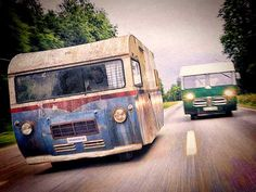 Some cool RV's from Rat Rods Rule