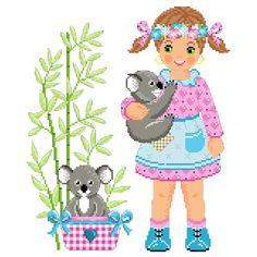 ♥ Le Point, Princess Peach, Creations, Passion, Fictional Characters, Art, Koalas, Bonheur, Linen Fabric