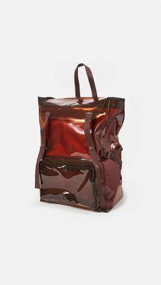 Znalezione obrazy dla zapytania raf simons backpack
