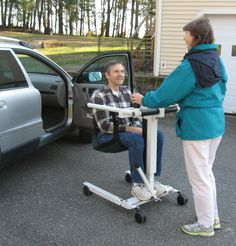 The home of the unique Portable Take Along Handicap Patient Lift for home, car and travel. It takes you where you want to go!