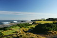 Pacific Dunes.  Gorgeous setting