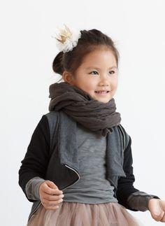Princess Crown Hair clip - Gold - Hello Alyss Exclusive