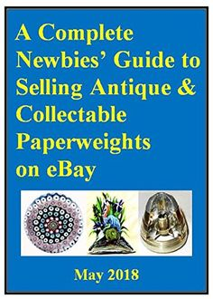 A Complete Newbies' Guide to Selling Antique & Collectabl... https://www.amazon.com/dp/B07D6RBR68/ref=cm_sw_r_pi_dp_U_x_bp-iBbSRXKBGF