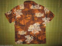 tribal, vintage . buddys-hawaiian-shirts...The best source for Vintage hawaiian shirts online!