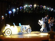 Great Gatsby Prom Theme Decorations | Right out of the book everyone read and everyone is going to see in ...