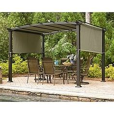$400 is worth it to shade the patio and keep out the eyes of our neighbors.