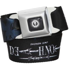 Accessories   Hot Topic ($20) ❤ liked on Polyvore featuring accessories, belts and black belt