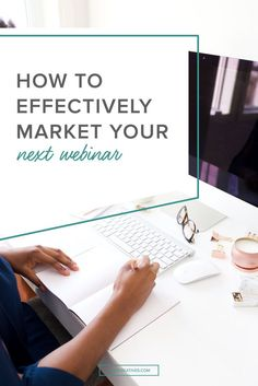 In this post, I'll cover the webinar promotion strategies that I observed to be most effective. Hopefully my findings will give you a couple great ideas you can run with to effectively market your webinars/online workshops this year.