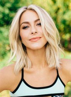 Medium Hair Styles, Short Hair Styles, Hair Medium, Medium Long, Blonde Haircuts, Short Blond Hairstyles, Celebrity Hairstyles, Bob Haircuts, Bob Hairstyles