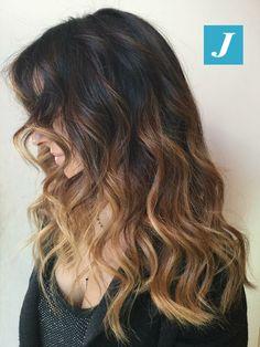 Effetto naturale _ Degradé Joelle #cdj #degradejoelle #tagliopuntearia #degradé #igers #musthave #hair #hairstyle #haircolour #longhair #ootd #hairfashion #madeinitaly #wellastudionyc