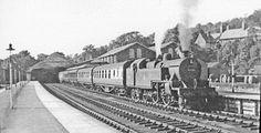 Windermere, North West, Brewery, England, Trains, English, British, United Kingdom, Train