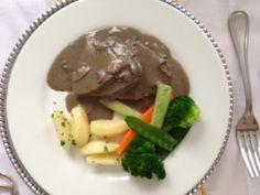 Este plato también estaba bueno pero no, muy común!!