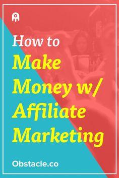 Affiliate marketing seems like a nice, passive way to make money, but it's not as easy as it sounds. Here is how to make money with affiliate marketing. Confira as nossas recomendações!