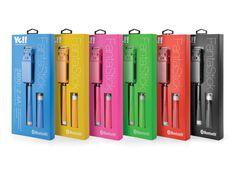 FantaStick BA700 Packaging All Colors #yell #fantastick #ba700 #monopod #bluetooth #shutter #powerbank