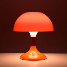 10 Orange Lamps Selection 1 - Table Lamps - iD Lights