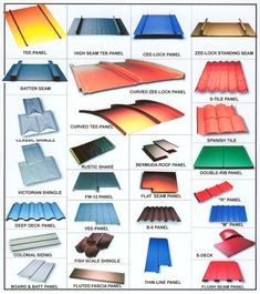 http://gmagoldie.hubpages.com/hub/Metal-Shake-Roofs  Design Ideas for Metal Roofs