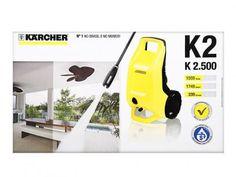 Lavadora de Alta Pressão Karcher K2.500 - 1740 Libras Mangueira 3m Jato Regulável com as melhores condições você encontra no Magazine 233435antonio. Confira!