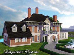 Esquire Estate by Matomibotaki http://www.thesimsresource.com/downloads/1196561