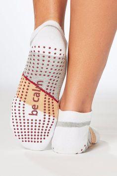 Be Calm Althea Grip Socks