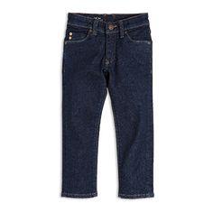 Jeans hose skjold