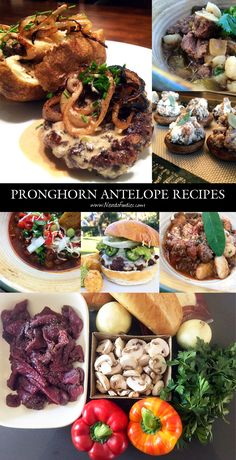 7 Best Pronghorn Antelope Wild Game Recipes