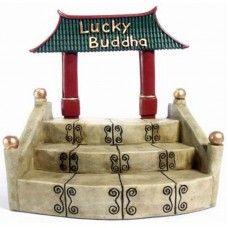 Buddha Temple Tiered Display Stand - www.dochsa.com #Dochsa