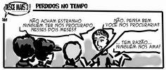 RABISCOS ENQUADRADOS: DESCE MAIS 3! Nº 154,5: DURA REALIDADE