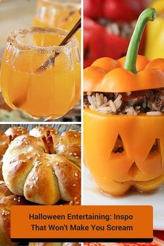 Halloween is going to be freaky fun this year! I want to share my fall inspiration so that you can get in on the Halloween entertaining fun as well!