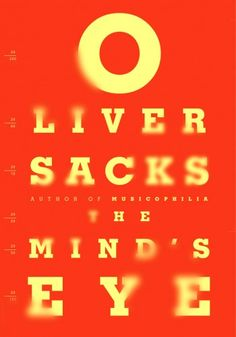 Oliver Sacks discusses some patients with interesting visual processing problems - like aphasia and alexia