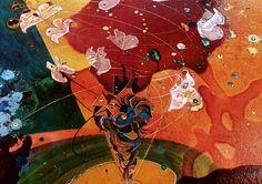 ANGOLI SPEZZATI - opera venduta Valeria Traversi in arte BASARA — presso Hotel Carrobbio al Duomo.