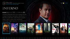 Bello 6 UI for Kodi.tv - Netflix View