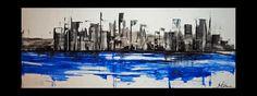 """Quadri astratti moderni di Durbano Irene, titolo """"Blu 2"""" dimensioni 60x170  STUDIO-ESPOSIZIONE A CUNEO VIA CARLO BOGGIO 35B http://www.irenedurbano.it http://www.facebook.com/quadriastrattimoderni http://www.youtube.com/irenedurbano/ http://www.google.com/+IrenedurbanoIt https://twitter.com/quadrimoderni https://plus.google.com/…/+QuadriAstrattiModerniIrene…/posts https://plus.google.com/+IreneDurbanoCuneo/posts"""