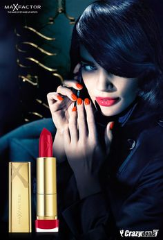 For instant fabulous colour and smoother, softer lips over time