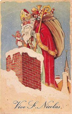Carte ancienne de Saint Nicolas