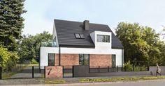 Przebudowa domu z lat 50-tych projektu Studio Spacelab - PLN Design