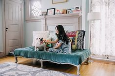 A Globally Eclectic 19th-Century Haddonfield House — House Tour