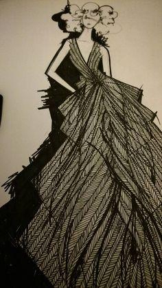 Black & White sketch