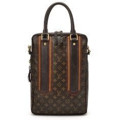 Louis Vuitton Bequia Porte-Document Vertical in Brown - Beyond the Rack