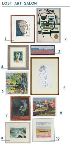 Best Online Art Resources | Lost Art Salon Emily Henderson