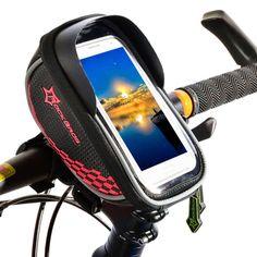 Велосумка Rockbros. Купить недорого в Your Home Shop, бесплатная доставка.
