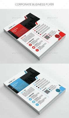 Corporate Flyer Template PSD. Download here: http://graphicriver.net/item/corporate-flyer/15178528?ref=ksioks