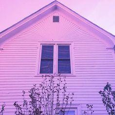 "10 Likes, 1 Comments - Bubblegum Dreams (@moonbunnyxx) on Instagram: "" #whitehouse #house #scenery #landscape #pastelpink #aesthetic #pinkaesthetic #plants #pastel…"""
