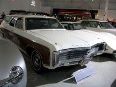 1969 Chevrolet Kingswood Estate
